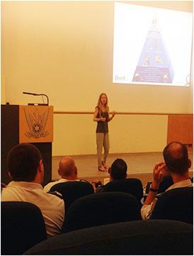 הרצאות בתזונה -טלי גולדנברג תזונאית