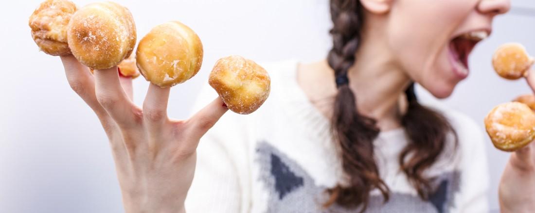 אכילה בעקבות רגשות