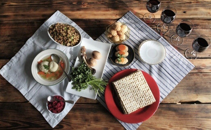 חג הפסח ודיאטה